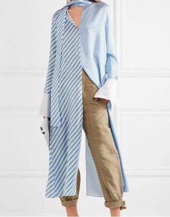 Выкройка блузы №454, магазин выкроек grasser.ru #sewing_pattern #pattern #выкройка #выкройки #выкройка_блузы