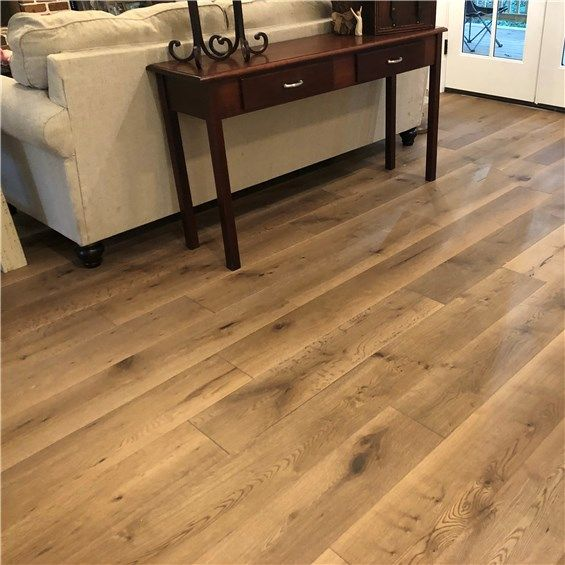 7 1 2 X 1 2 French Oak Old Vineyard Prefinished Engineered Hardwood Flooring By Hurst Hardwoods Hardwood Floors Flooring Hardwood