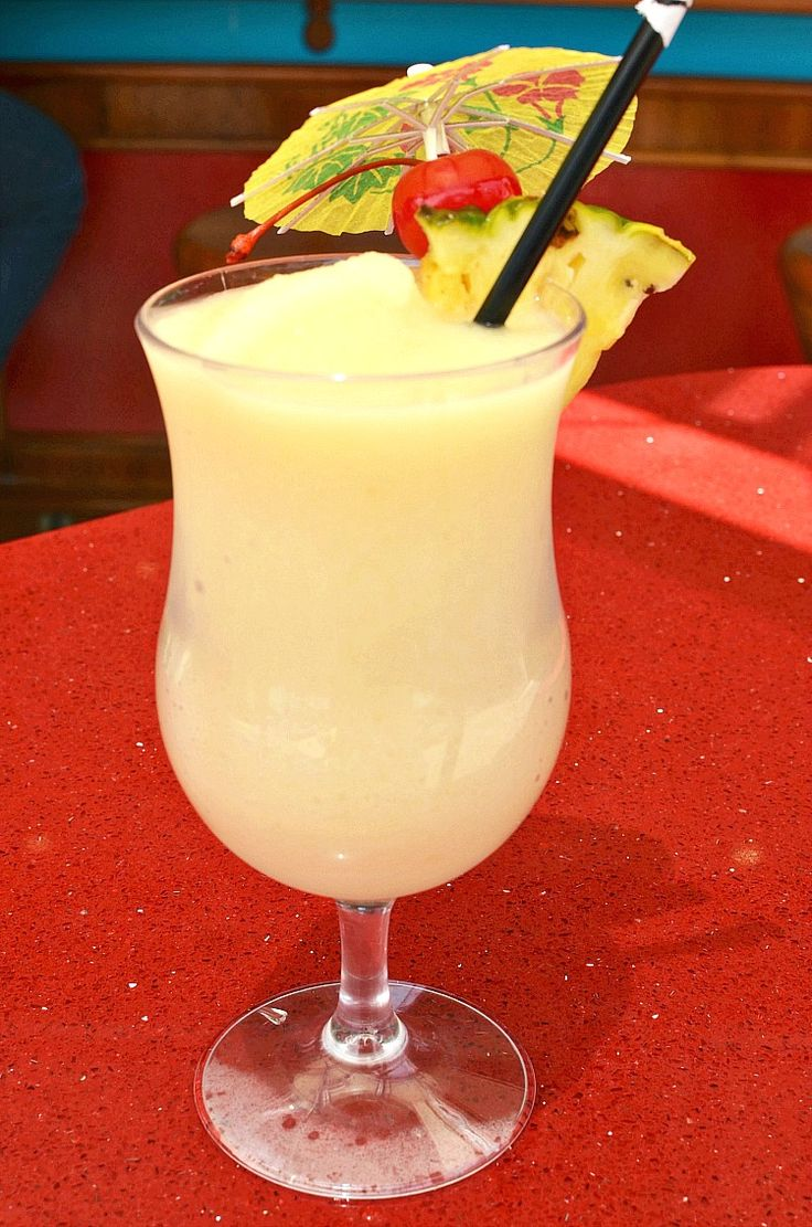 Top 10 best carnival cruise drink