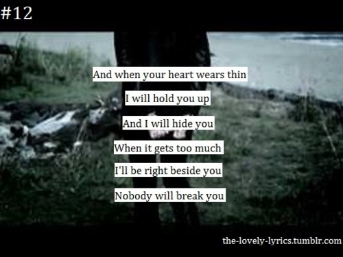beside you, marianas trench