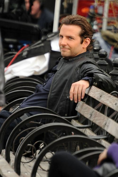 Afternoon eye candy: Bradley Cooper