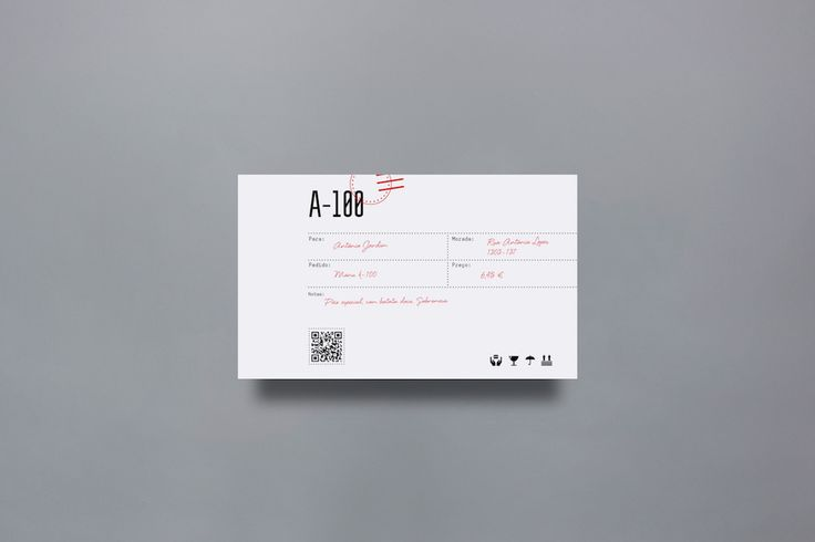 A-100 Burger Delivery — The Dieline - Branding & Packaging Design