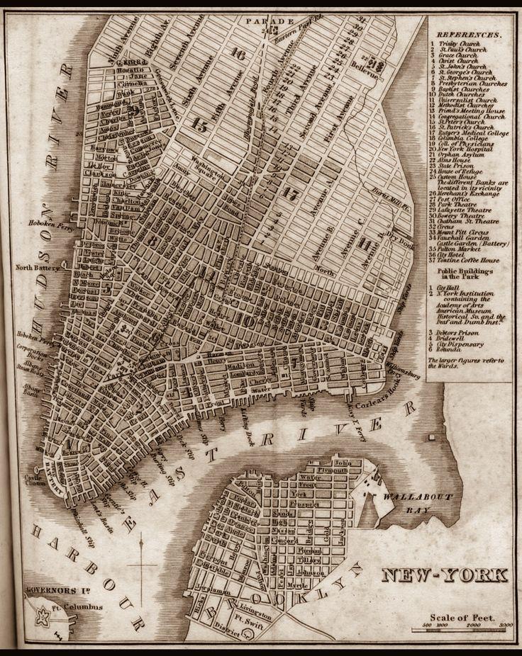 Influence of Modernity on New York City