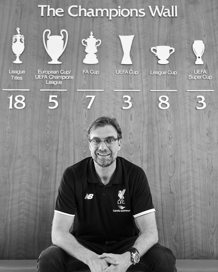 Coach Jurgen Klopp will be hoping to add to all of the trophies Liverpool have won in the past.