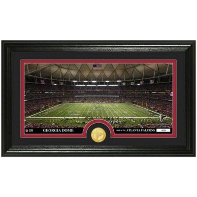 Atlanta Falcons Stadium Panoramic Photomint