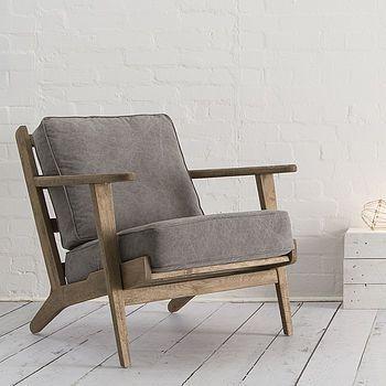Karla Scandi Style Chair