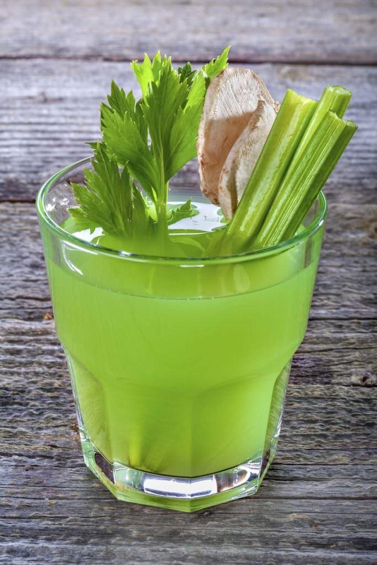 Sucuri detox cu ingrediente verzi: 3 retete