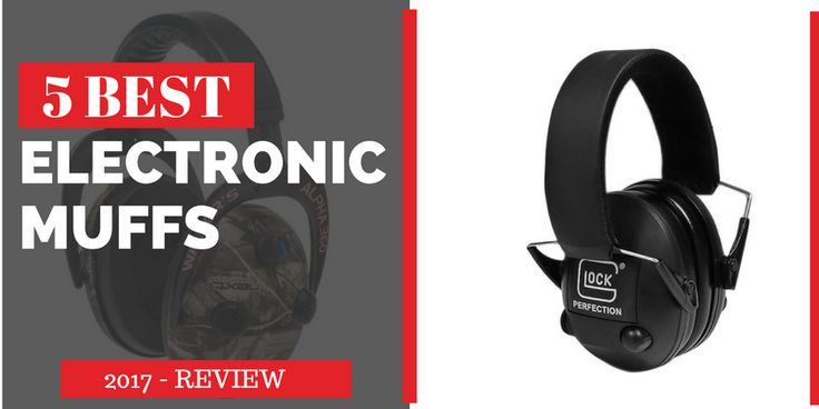 Five Best Electronic Ear Muffs of 2017 *Reviews*  http://fitnesspresso.com/best-electronic-ear-muffs/  #BestElectronicEarMuffs #ElectronicEarMuffs