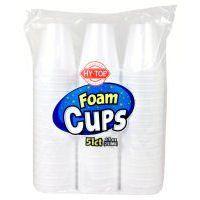 Hy TOP Foam Cups, 8.5 Oz, 51 Cups (Case of 24) by Hy TOP. $30.96. HyTop Foam Cups, 8.5 OZ