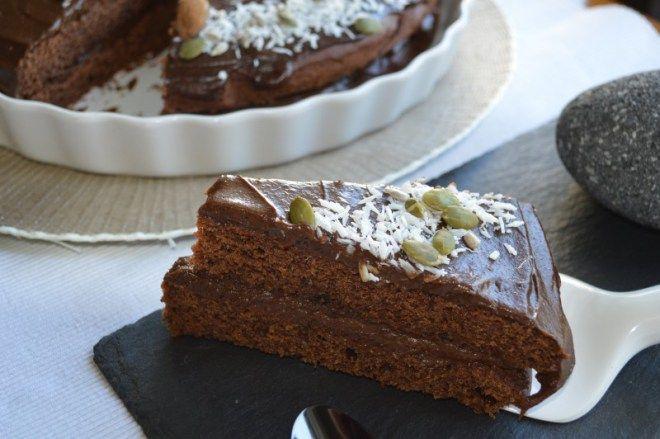 Τούρτα Σοκολάτας | Vegetarian, G/F