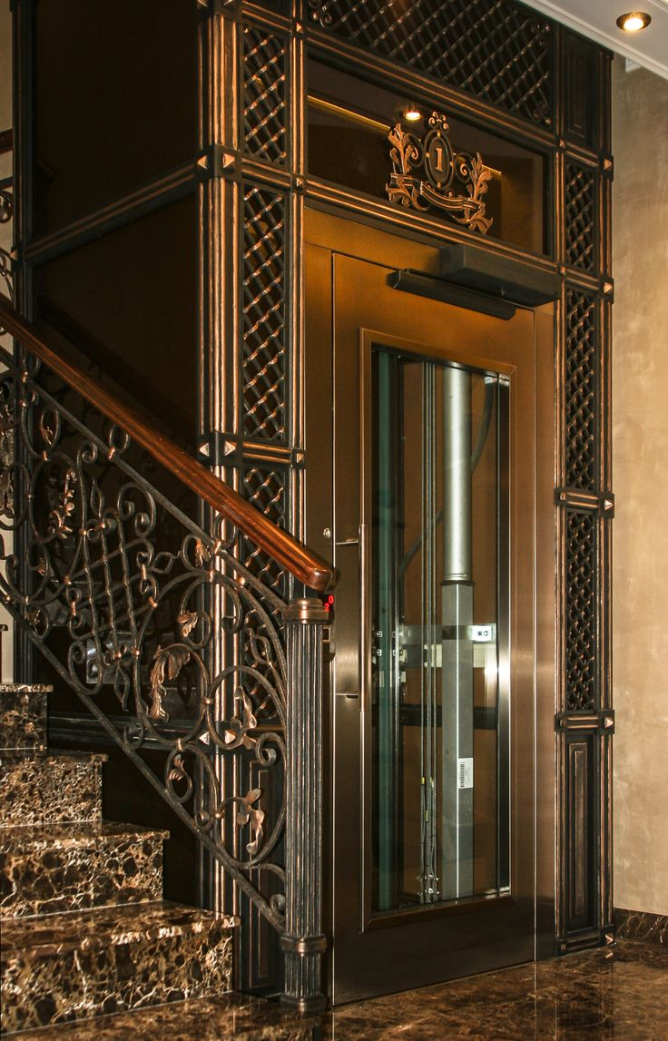 Forged elevator