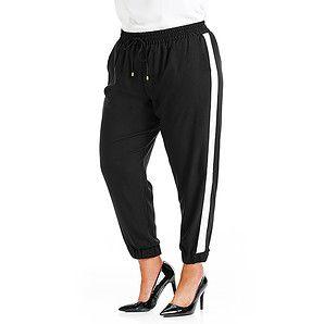 Belle Curve Slouch Pants | Target Australia