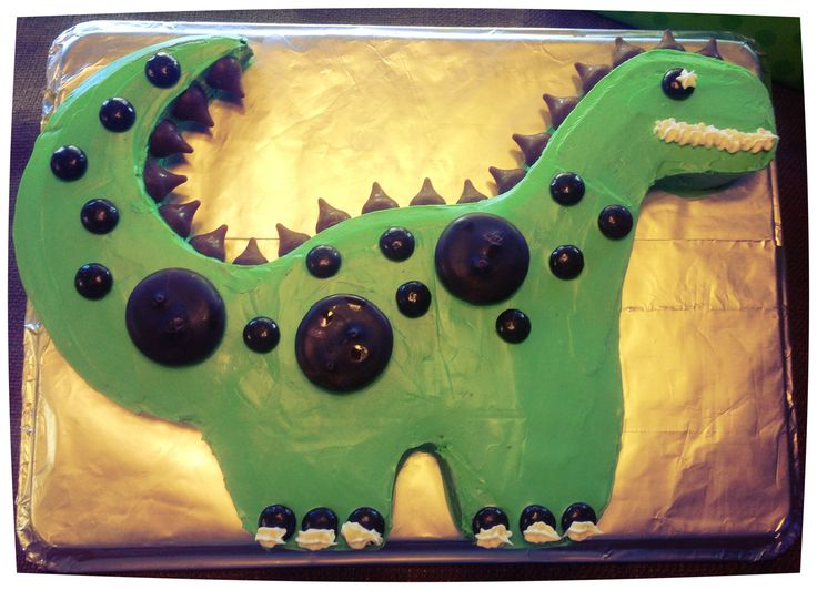 Easy Dinosaur Cake Images : 93 best images about Party Ideas on Pinterest Pull apart ...