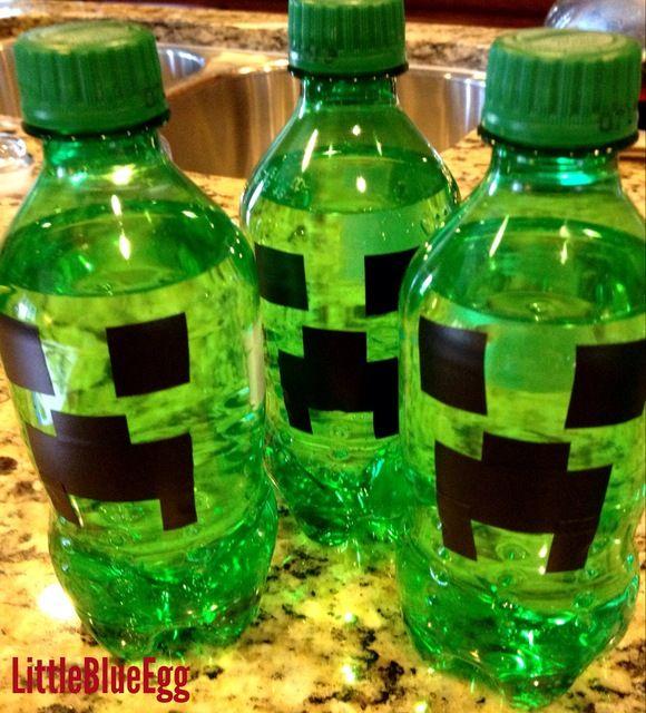Minecraft Party #minecraft #party