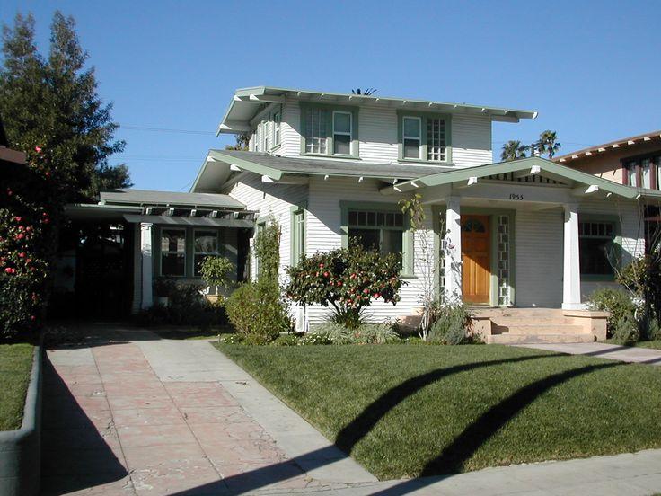 Airplane Craftsman Bungalow Hollywood Hills Ca 3bd 2ba