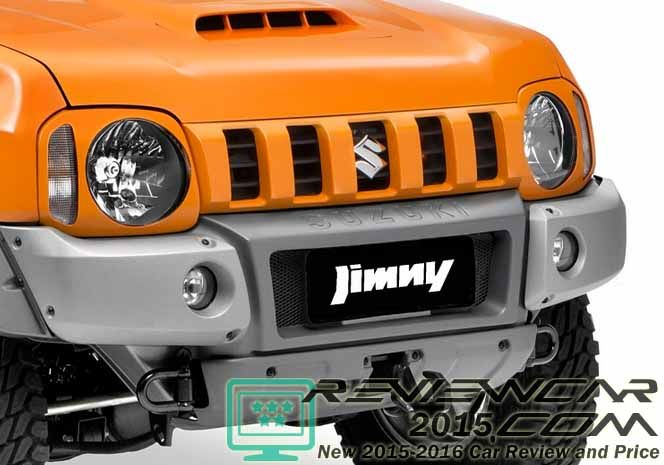 Suzuki Jimny 2015 new