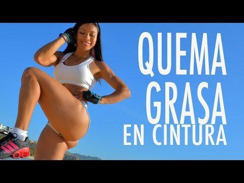 EJERCICIOS PARA REDUCIR CINTURA RAPIDAMENTE-Cintura delgada y estrecha en poco tiempo - YouTube