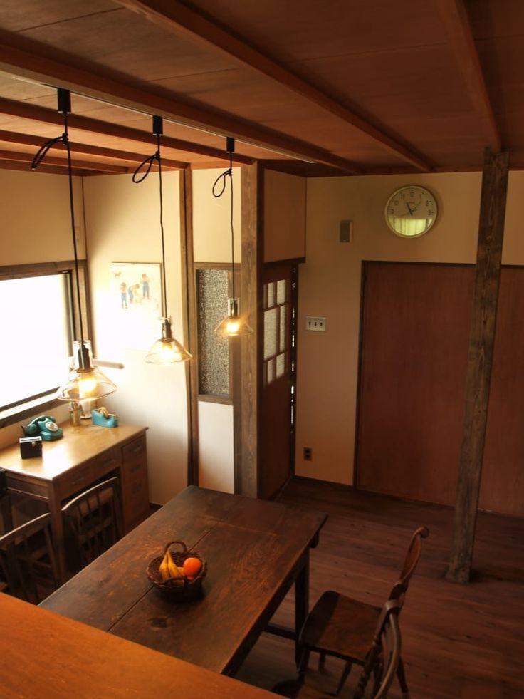spaceのデザイン:昼のダイニングキッチン3をご紹介。こちらでお気に入りのspaceデザインを見つけて、自分だけの素敵な家を完成させましょう。