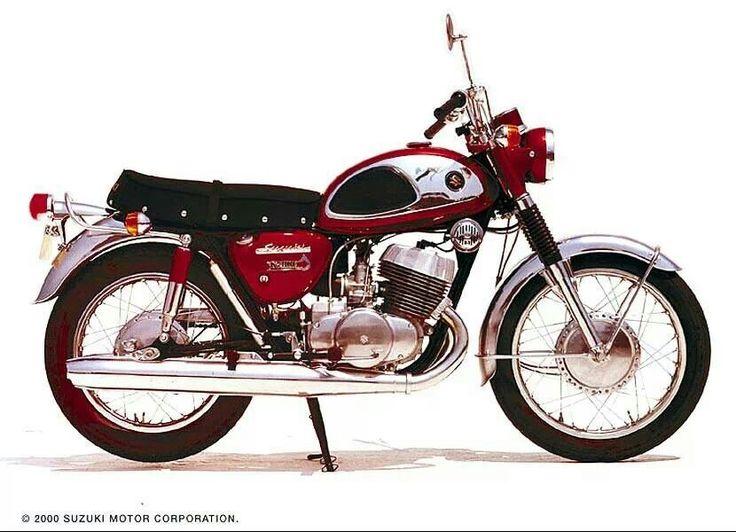 SUZUKI (Japan)T500