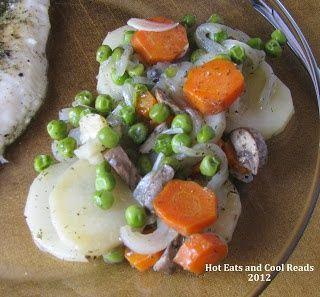 Aluminum Package Steamed Vegetables – Sides – #foil #Pack # Sids #Vapour # Vegetable   – Foil Pack Meals