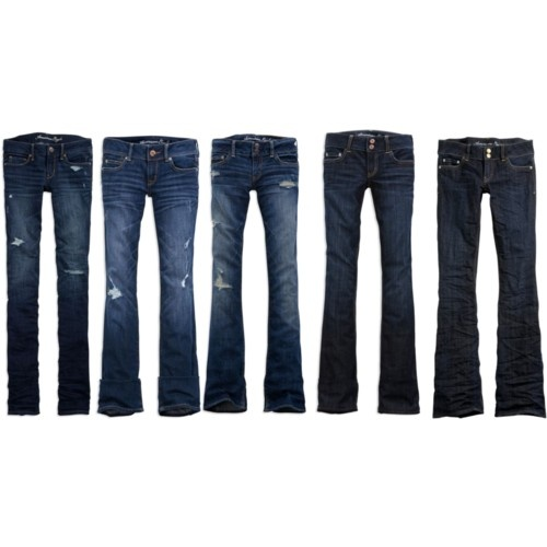 SMALLER JEANS!