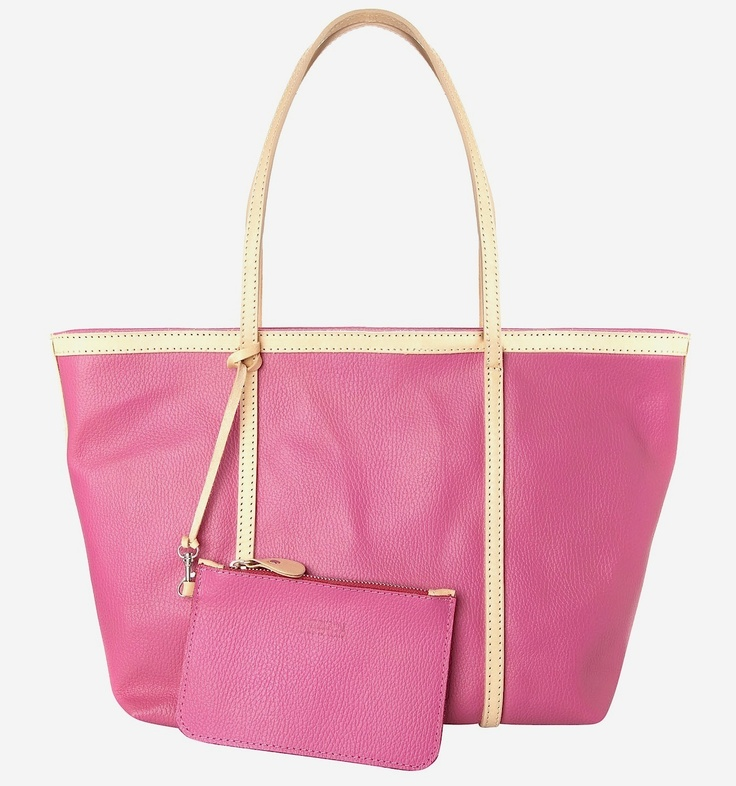 l credi luscious leather shopper handbag 3 colours. Black Bedroom Furniture Sets. Home Design Ideas