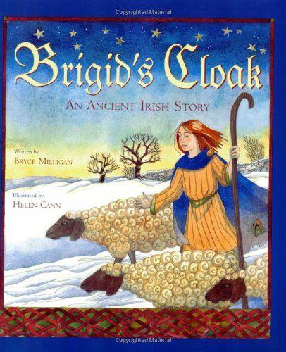 Saint Brigid - One of Ireland's Other Patron Saints.