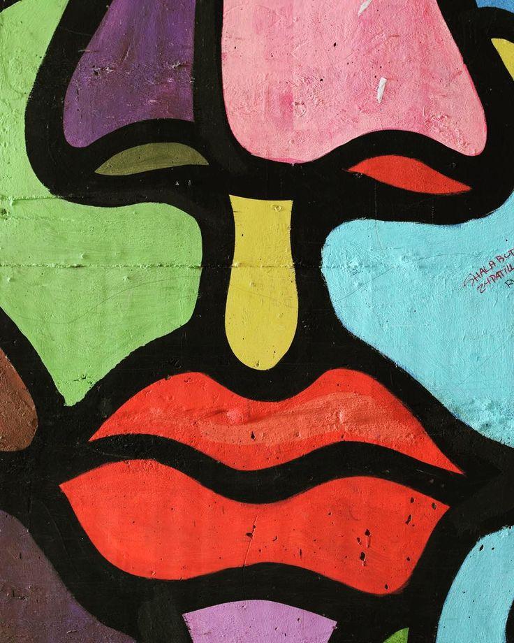 "Mural Túnel ULS - Alejandro ""Mono"" González #murales @laserena_chile #arte…"