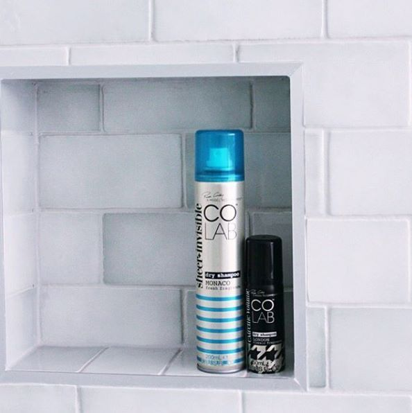 COLAB Dry Shampoo Your go-to hair product every morning for that ultimate texture and body 🎯🎯🎯 #COLAB #DryShampoo #BelieveTheHype #AModelRecommends #NoDust #JoinTheDryShampooRevolution  ( 📸 #NanaWintour 💋)   Available Superdrug feelunique.com BeautyMart UK Cloud 10 Beauty ASOS