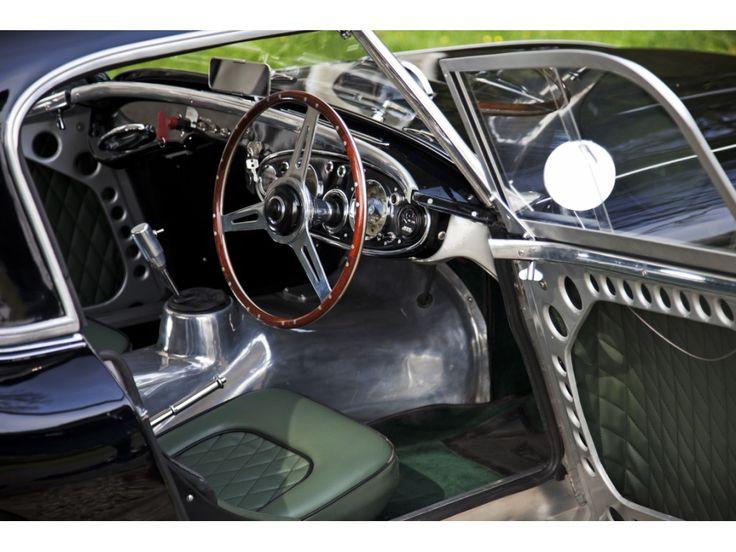 1960 - Austin Healey 3000 MK1.