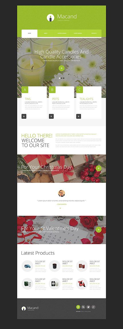 Hobbies & Crafts website inspirations at your coffee break? Browse for more Responsive JavaScript Animated #templates! // Regular price: $69 // Sources available: .HTML,  .PSD #Hobbies & Crafts #Responsive JavaScript Animated