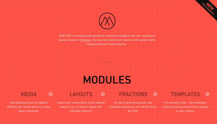 15 Remarkable Responsive Frameworks for the Modern Web Developer | Flaunt Responsive