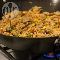 Chicken and egg fried rice @ allrecipes.co.uk