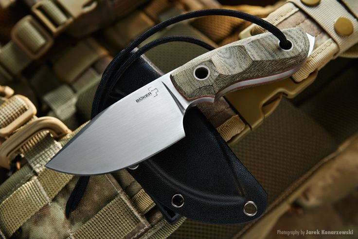 Boker Plus BOB knife, Germany. Jesper Voxnaes VOX design. Photography by Jarek Konarzewski