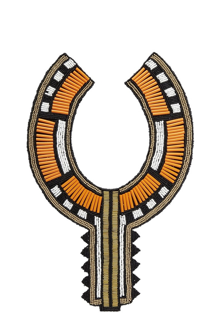 <3 ly neckpiece