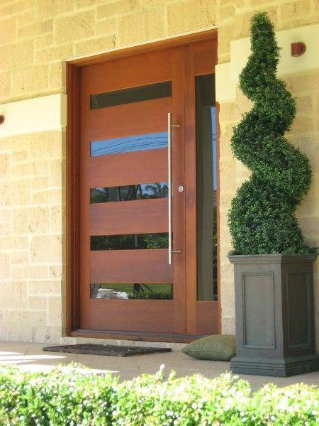 26 best Doors images on Pinterest | Doors, Modern front door and ...