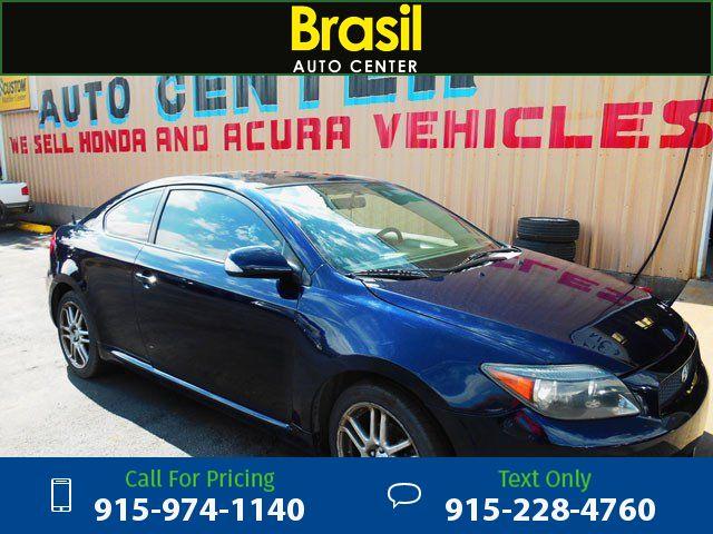 2006 Scion tC Sport Coupe 129k miles $6,900 129477 miles 915-974-1140 Transmission: Automatic  #Scion #tC #used #cars #BrasilAutoCenter #ElPaso #TX #tapcars
