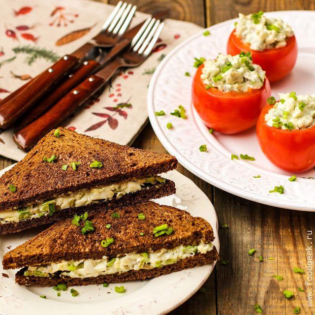food geek: Яичный салат