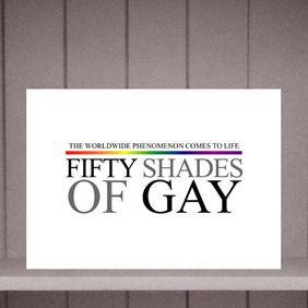 50 Shades of Gay by Eskimo Circus