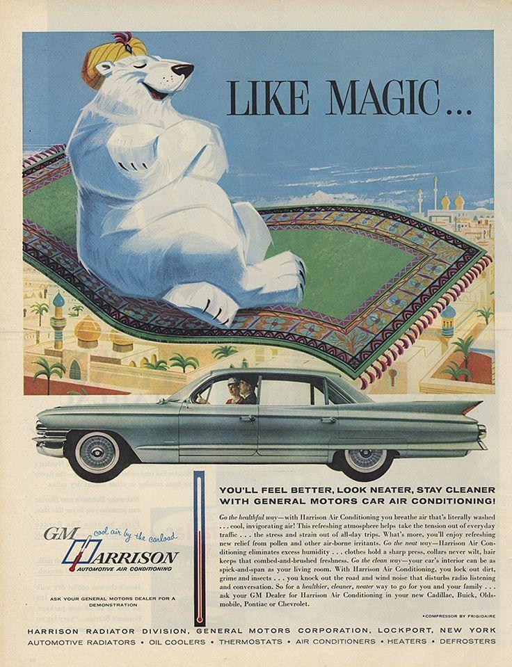 ADSAUSAGE - vintage advertising library.