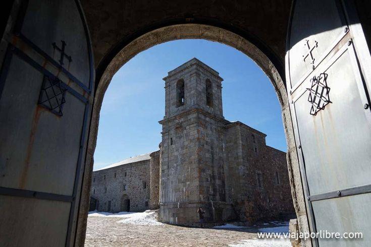 La Peña de Francia en Salamanca (Visita al santuario)