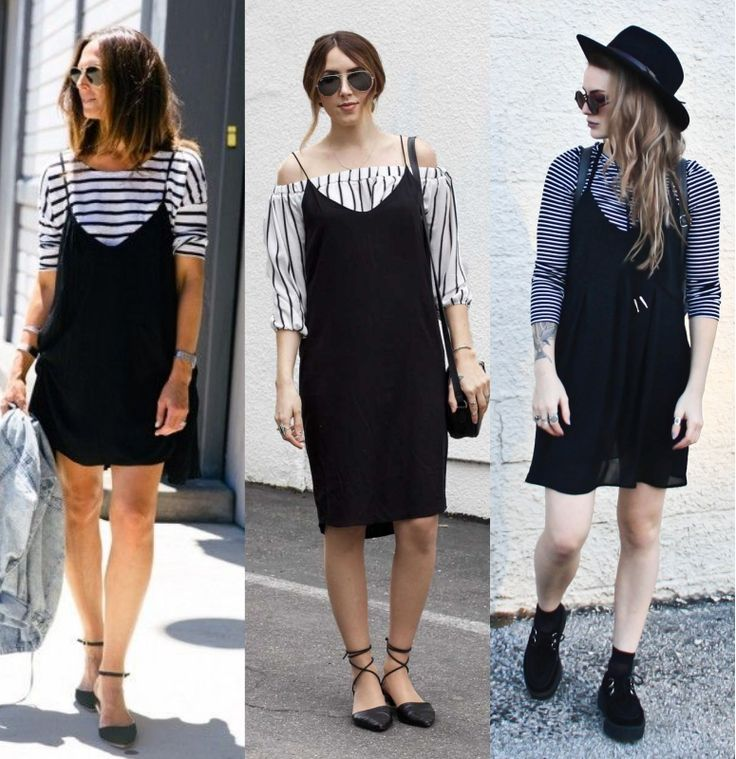 Sobreposição de vestido com camiseta: saiba como adotar essa tendência