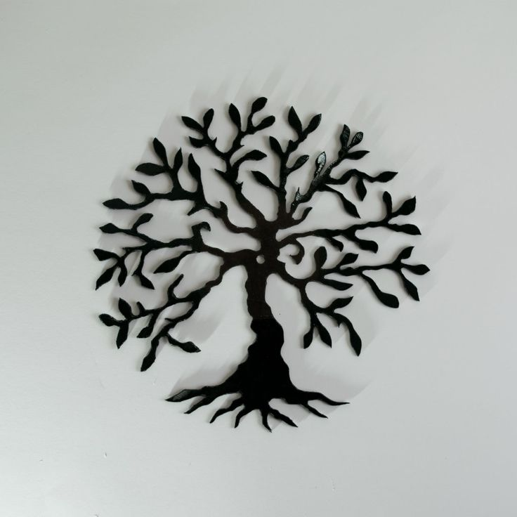 Tree Vinyl Wall Decoration
