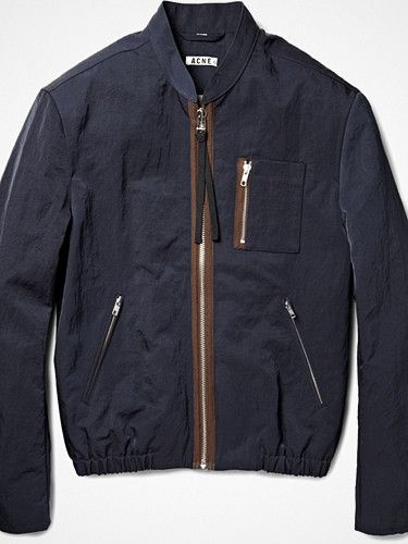 2013.01.27. The Cusack bomber from Acne.