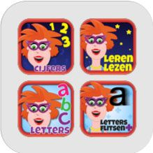 Leuke kinderapps voor op een regenachtige dag in de AppStore en GooglePlay!