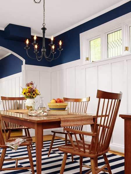 25 Best Ideas About Wainscoting Dining Rooms On Pinterest