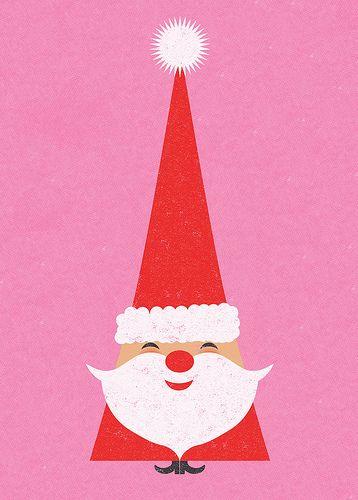 Santa Triangle   Flickr - Photo Sharing!