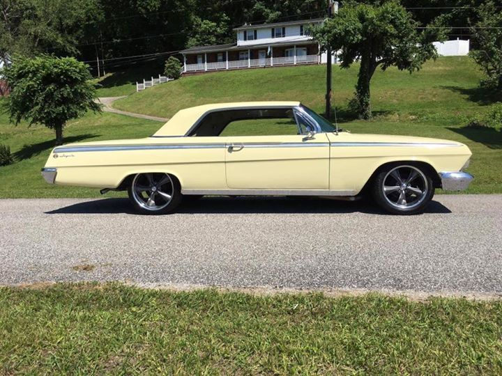 Cool Great 1962 Chevrolet Impala SS 1962 Chevy Impala SS 2018
