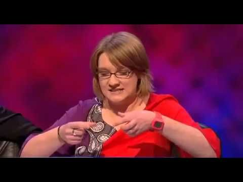 Mock The Week S08E02 - the one with Chris Addison's theory on language