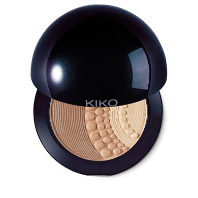 Silk Pearl Illuminating Bronzer in Irresistible Sienna | Kiko Cosmetics